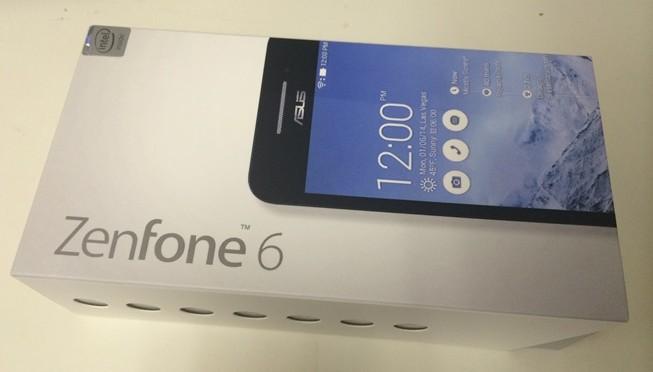 Zenfone6を手に入れました…が