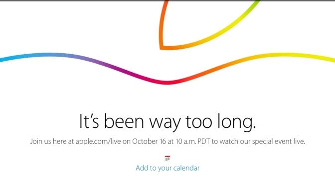 さあ。明日早朝何かしら発表ですね。apple